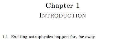 How to write your thesis: FREE LaTeX template and note on